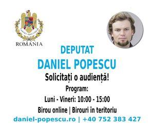 Deputat Daniel Popescu