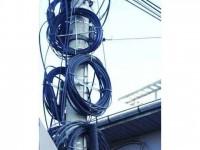 Ion Lungu vrea ca toate cablurile să dispară de pe stâlpi