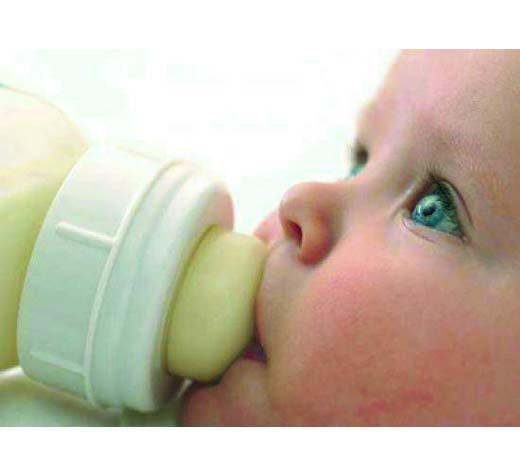 Bebeluşii suceveni au asigurat laptele praf până la sfârşitul anului