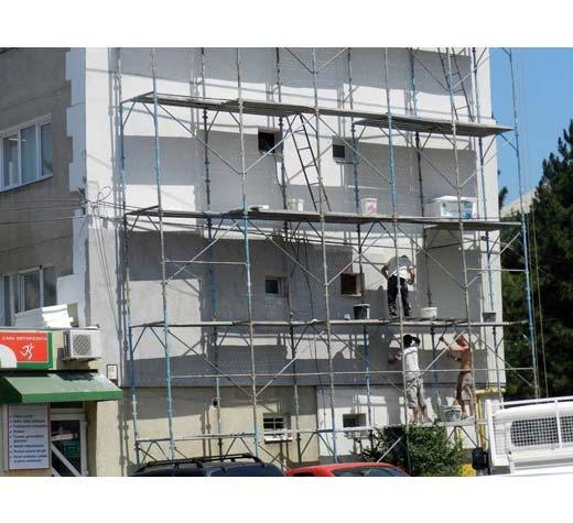 Lipsă de entuziasm la reabilitarea termică cu susținere financiară guvernamentală a blocurilor de locuințe sucevene