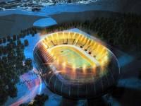 Noul stadion al Sucevei, investiție de 1.000 miliarde lei vechi