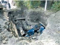 Firmele de pe şantierele Sucevei nu mai lucrează