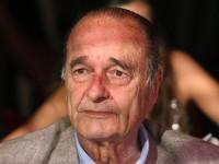 Jacques Chirac şi-a făcut apariţia îmbătrânit şi slăbit la decernarea premiilor fundaţiei sale