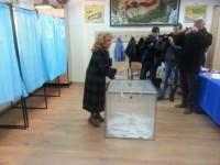 Sanda-Maria Ardeleanu a votat pentru o Românie a demnităţii. Ioan Bălan – pentru o Românie a lucrului bine făcut