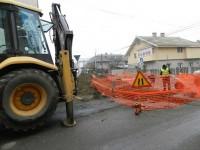 Măsuri de îndepărtare a dezastrului de pe strada Gheorghe Doja