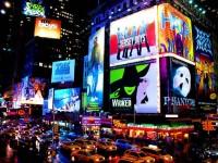 Cel mai mare ecran digital de înaltă definiție din lume, inaugurat în Times Square