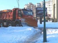 Pregătiri intense pentru intervenţiile pe timp de iarnă