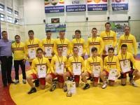 Echipa Liceului cu Program Sportiv din Suceava, campioană naţională !