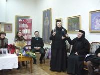 Bucuria călătoriei împreună cu monahia Elena Simionovici