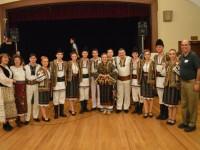 Tradiţii româneşti promovate în America de un grup folcloric din Vatra Dornei