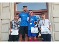 Medalie de aur pentru Florin Morariu şi bronz pentru Sami Kutkut