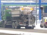 Secţiile de drumuri naţionale, pregătite pentru intervenţii de deszăpezire
