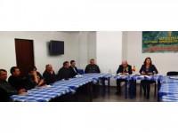 Întâlnire a consulului general al României la Cernăuţi cu antreprenori din ţinut