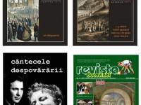 Trei cărţi şi o revistă