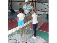 """Astăzi se desfăşoară la Fălticeni primul turneu """"Tenis 10 – Nada Florilor"""""""