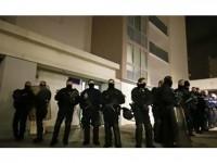 Unităţi de elită ale poliţiei şi jandarmeriei, desfăşurate în nordul-estul Franţei