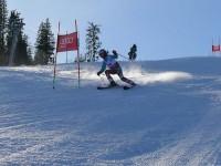 """Concursul naţional de schi pentru copii """"Bucuriile zăpezii"""""""