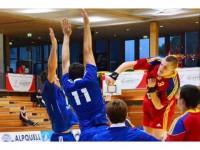Suceveanul Burlacu a contribuit la calificarea echipei de tineret a României la campionatul mondial