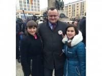 În Ziua Unirii, Iaşul, Cernăuţiul şi Chişinăul au semnat un acord de colaborare