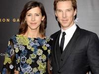 Actorul Benedict Cumberbatch s-a căsătorit cu actriţa şi regizoarea de teatru Sophie Hunter