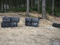 7.000 pachete ţigări confiscate la frontiera româno-ucraineană