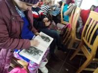Întâlniri ale elevilor fălticeneni  cu Ion Irimescu