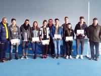 Micii sportivi suceveni, la primul concurs oficial al anului