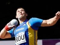 Andrei Gag, de la CSU Suceava, campion naţional la aruncarea greutăţii
