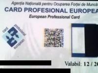 Ajutor de şomaj pe card