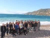 Elevi şi profesori dorneni la reuniunea de proiect din Grecia