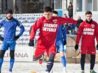 Rapid Suceava a încheiat la egalitate meciul amical cu FCM Dorohoi