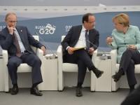 Putin, Merkel şi Hollande vor discuta vineri măsuri care să pună capăt războiului din Ucraina