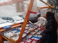 Tarabele cu mărţişoare au început să apară pe străzile Sucevei