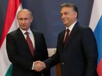 Putin a fost primit cu căldură în Ungaria, în pofida răcelii din partea restului Uniunii Europene