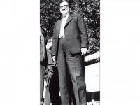 Astăzi, George Sidorovici ar fi împlinit 95 de ani