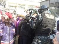 La Suceava, de Ziua Poliţiei Române