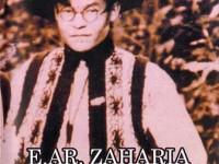 E.Ar. Zaharia – antologia poeziei antume şi postume, sub îngrijirea scriitorului Emil Ianuş