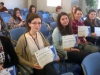 Eleva Teodora Solovan s-a calificat pentru faza internaţională