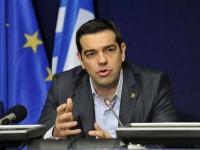 Premierul Tsipras anunţă sfârşitul recesiunii şi speră includerea Greciei în relaxarea cantitativă a BCE