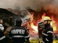 Atelier de tâmplărie, mai multe anexe şi alte bunuri distruse de un incendiu