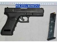 Armă de contrabandă ridicată ieri de poliţiştii de la IGPR din locuinţa unui sucevean