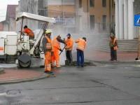 Municipiul Suceava riscă să rămână fără operator de asfaltare în plină vară