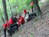 Salvatorii montani voluntari au recuperat 36 de persoane sau grupuri rătăcite