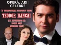Cunoscutul tenor Teodor Ilincăi invită sucevenii la un recital de arii célèbre