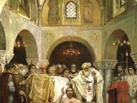 Botezul în noaptea de Înviere