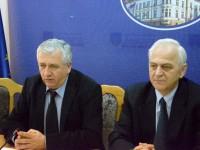 Constantin Harasim şi Atanasă Nistor vor prelua, vineri, în mod oficial, funcţiile de prefect şi subprefect