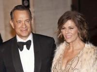 Soţia lui Tom Hanks a suferit o dublă mastectomie după diagnosticarea unui cancer la sân