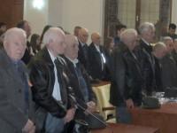 Veteranii de război, omagiaţi ieri în cadrul unei adunări festive la Prefectura Suceava