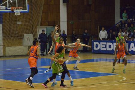 CSM Târgoviște a câștigat dramatic al treilea meci al finalei Ligii Naționale