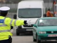 Trei sferturi din sancţiunile poliţiei în timpul unui control în trafic au fost pentru depăşirea vitezei